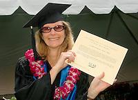L&S Graduation / Humanities & Fine arts 2005
