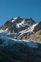 The Aiguilles des Glaciers from La Col de la Seigne, September 2007