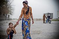 """Selon Ayse Gokkan, Madame le maire de Nusaybin, """"Nusaybin est une ville spéciale, c'est une ville de femmes. Ici, les femmes sont actives et ont la parole, elles sont écoutées."""""""