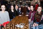 At The Red Fox Inn os Saturday Night, supporting of the Glounaguilleagh National School Table Quiz <br /> L-R: Marlene Alberg, Kayleigh Doyle, Paul Doyle,Charlie Doyle, Audrey Doyle, Kelly O'Shea, Eimar Brosnan.