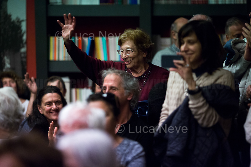 Luciana Romoli (Antifascist Partizan. Member of the Partigiani: the Italian Resistance during WWII).<br />