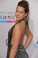 LOS ANGELES, CA - NOVEMBER 18: Colbie Caillat at The 40th Annual American Music Awards at The Nokia Theater LA Live, in Los Angeles, California. November 18, 2012. Photo by: MPI99 / MediaPunch Inc NortePhoto