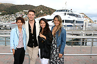 LOS ANGELES - SEP 28:  Kaden Alejandro, Kevin Alejandro,  Leslie de Jesus, Dani de Jesus at the 2019 Catalina Film Festival - Saturday at the Catalina Express on September 28, 2019 in Avalon, CA