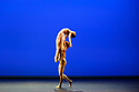 "London, UK. 11.09.2018. Natalia Osipova presents PURE DANCE at Sadler's Wells. Ballerina, Natalia Osipova, curates a programme of dance works, spanning classical to contemporary. Piece shows is ""The Leaves Are Fading"", choreographed by Antony Tudor. The dancers are Natalia Osipova herself, and David Hallberg. Photograph © Jane Hobson."