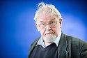 Edinburgh, UK. 14.08.2013. Alasdair Gray, Edinburgh International Book Festival. Photograph © Jane Hobson.