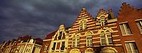 Europe/France/Nord-Pas-de-Calais/59/Nord/ Bailleul: Les Maisons flamandes de la Grand'Place
