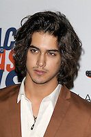 Avan Jogia at the 19th Annual Race To Erase MS - 'Glam Rock To Erase MS' event at the Hyatt Regency Century Plaza on May 18, 2012 in Century City, California. © mpi25/MediaPunch Inc.