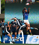 Borneo Eagles vs Internatioal Panthers during Day 2 of the GFI HKFC Tens 2012 at the Hong Kong Football Club on March 22, 2012. Photo by Manuel Queima / The Power of Sport Images for HKFC