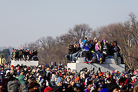 Inauguration of Barack Obama, January 20th 2009. Washington, DC