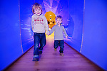 Amsterdam, 29 oktober 2008<br />VU-ziekenhuis, Ronald MacDonald Kinderstad<br />Lichttunnel Philips<br />Foto Felix Kalkman