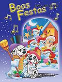 Alfredo, CHRISTMAS ANIMALS, WEIHNACHTEN TIERE, NAVIDAD ANIMALES, paintings+++++,BRTOCH30825CP,#xa#