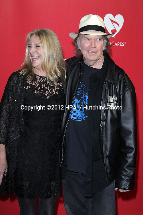 LOS ANGELES - FEB 10:  Neil Young arrives at the 2012 MusiCares Gala honoring Paul McCartney at LA Convention Center on February 10, 2012 in Los Angeles, CA