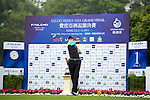 Yuki Osafune of Japan tees off on the 1st hole during the Round 1 of the Faldo Series Asia Grand Final at Mission Hills on March 2, 2011 in Shenzhen, China. Photo by Raf Sanchez / Faldo Series
