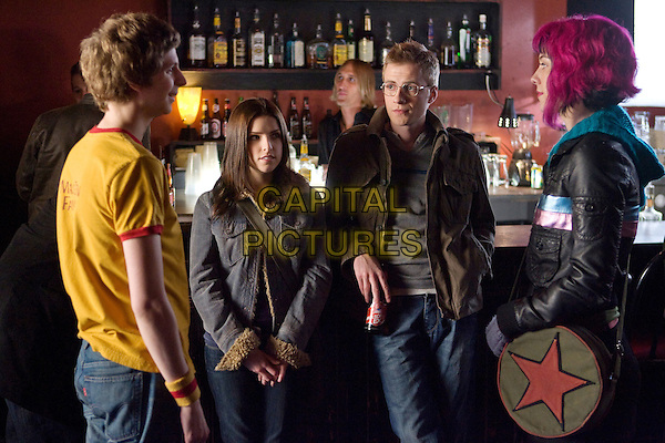 MICHAEL CERA, ANNA KENDRICK, KERR HEWITT & MARY ELIZABETH WINSTEAD.in Scott Pilgrim vs. the World .*Filmstill - Editorial Use Only*.CAP/FB.Supplied by Capital Pictures.