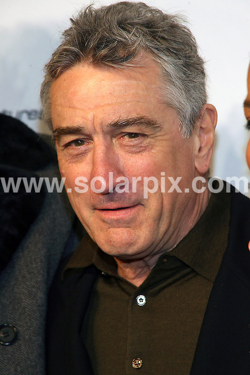 "**ALL ROUND PICTURES FROM SOLARPIX.COM**.**SYNDICATION RIGHTS FOR UK, AUSTRALIA, DENMARK, PORTUGAL, S. AFRICA, SPAIN & DUBAI The  ""Everybody's Fine"" New York Premiere at AMC Lincoln Square in New York City, NY, USA ..This pic:Robert De Niro ..JOB REF:10345   PHZ/Mayer    DATE: 04.12.09.**MUST CREDIT SOLARPIX.COM OR DOUBLE FEE WILL BE CHARGED**.**MUST NOTIFY SOLARPIX OF ONLINE USAGE**.**CALL US ON: +34 952 811 768 or LOW RATE FROM UK 0844 617 7637**"