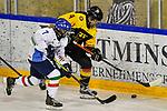 03.01.2020, BLZ Arena, Füssen / Fuessen, GER, IIHF Ice Hockey U18 Women's World Championship DIV I Group A, <br /> Italien (ITA) vs Deutschland (GER), <br /> im Bild Lea Mair (ITA, #7), Amelie Cyrulies (GER, #4)<br /> <br /> Foto © nordphoto / Hafner