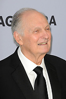 LOS ANGELES - JAN 27:  Alan Alda at the 25th Annual Screen Actors Guild Awards at the Shrine Auditorium on January 27, 2019 in Los Angeles, CA
