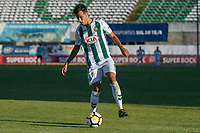 SETUBAL, PORTUGAL, 30.07.2017 - TAÇA CTT: V. SETUBAL x TONDELA - Joao Teixeira do V.Setubal durante a partida de futebol a contar para a 2ª fase da Taça da Liga CTT entre V. Setúbal e Tondela, no Estadio do Bonfim em Setubal, Portugal, nesse domingo 30. (Foto: Bruno de Carvalho / Brazil Photo Press)