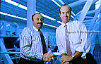 Omar Chatty and John Rhodes-Lawrence Livermore Labs, editorial, portrait