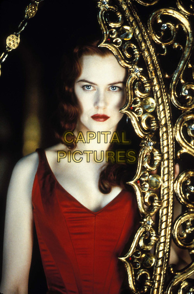 NICOLE KIDMAN .in Moulin Rouge.Filmstill - Editorial Use Only.Ref: 10835.www.capitalpictures.com.sales@capitalpictures.com.Supplied by Capital Pictures