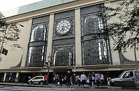 SAO PAULO, 11 DE JULHO DE 2012 - SHOPPING PAULISTA - Shopping Pátio Paulista, que não entregou documentos comprovando que estacionamento está regular, poderá ser fechado até o final do mês. FOTO: ALEXANDRE MOREIRA - BRAZIL PHOTO PRESS