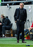 Solna 2013-11-19 Fotboll VM-kval Playoff , Sverige - Portugal :  <br /> Sverige f&ouml;rbundskapten head coach Erik Hamr&eacute;n <br /> (Photo: Kenta J&ouml;nsson) Keywords:  Sweden Portugal portr&auml;tt portrait