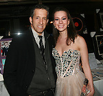 Kennth Cole and Sarah Hughes attend The 2011 Figure Skating in Harlem - Skating with the Stars Honoring Tina and Terry Lundgren, Sarah Hughes and Lola C. West at the Wollman Rink, NY 4/4/11