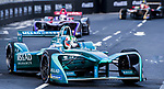 Antonio Felix da Costa of Portugal from MS & AD Andretti Formula E competes during the FIA Formula E Hong Kong E-Prix Round 2 at the Central Harbourfront Circuit on 03 December 2017 in Hong Kong, Hong Kong. Photo by Marcio Rodrigo Machado / Power Sport Images