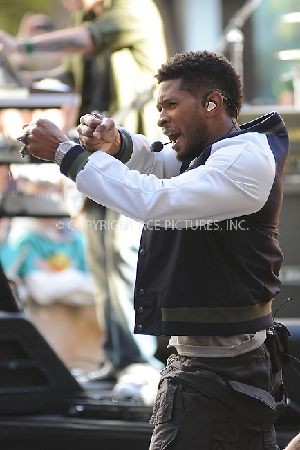WWW.ACEPIXS.COM . . . . . .May 18, 2011...New York City...Usher performs on NBC's 'Today' at Rockefeller Center on May 18, 2011 in New York City.....Please byline: KRISTIN CALLAHAN - ACEPIXS.COM.. . . . . . ..Ace Pictures, Inc: ..tel: (212) 243 8787 or (646) 769 0430..e-mail: info@acepixs.com..web: http://www.acepixs.com .