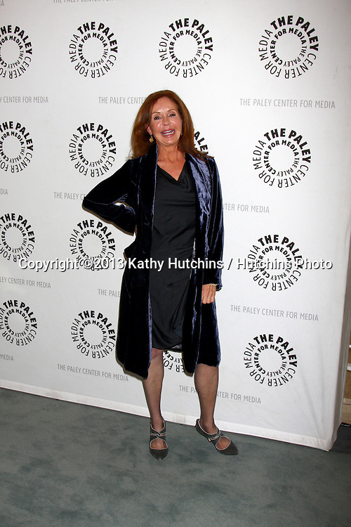 LOS ANGELES - APR 12:  Jackie Zeman arrives at the General Hospital Celebrates 50 Years - Paley at the Paley Center For Media on April 12, 2013 in Beverly Hills, CA