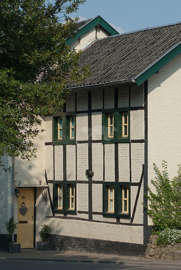 Vakwerkhuis te Slenaken - Limburg