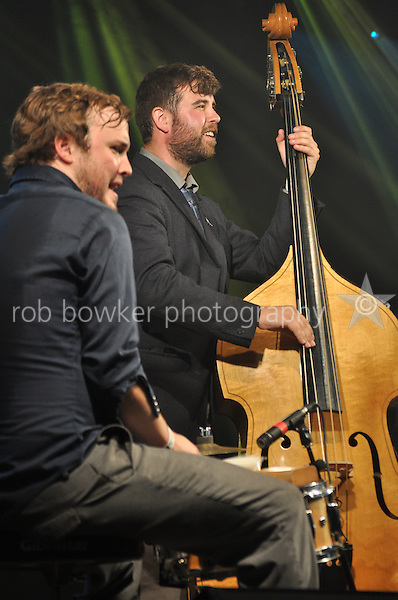 Wallingford Bunkfest 2013. Friday evening. Gordie MacKeeman and His Rhythm Boys. Photo © Rob Bowker