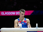 European Championships Glasgow 9th August 2018.  Mens Qualifications ,WHITLOCK Max GBR
