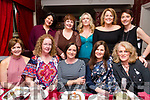Bred McElligott, Kilflynn,  celebrates her 50th birthday with fiends at Denny Lane on Saturday Pictured  front l-r Ann Shanahan, Ann O'Sullivan, Liz McCarthy, Michelle Fitzmaurice, Trish Falvey, Back l-r Denise Conway, Carrie Donovan, Bred McElligott,(birthday girl) Tina Bolger, Mary Dillane