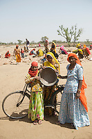 Lithium miners - Rajasthan, India