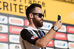 Simon Geschke (GER) Team Sunweb on stage before the Tour de France Saitama Crit&eacute;rium 2017 held around the streets os Saitama, Japan. 3rd November 2017.<br /> Picture: ASO/Pauline Ballet | Cyclefile<br /> <br /> <br /> All photos usage must carry mandatory copyright credit (&copy; Cyclefile | ASO/Pauline Ballet)