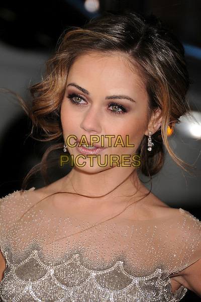 "ALEXIS DZIENA.""Fool's Gold"" Los Angeles Premiere at Grauman's Chinese Theatre, Hollywood, California, USA..January 30th, 2008.headshot portrait .CAP/ADM/BP.©Byron Purvis/AdMedia/Capital Pictures."