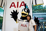 AIA Giant Shirt Reveal on 18 July 2014 at the AIA Headquarters in Hong Kong, China. Photo by Xaume Olleros / Power Sport Images