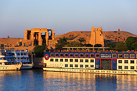 Africa-Egypt-Edfu-temple-on-Nile
