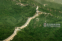 The Great Wall of China stretches almost 4,000 miles across northern China--from scattered ruins near the Chinese border with North Korea in the east, to the important Silk Road outpost of Jiayuguan in the Gobi Desert. The Badaling section of the Great Wall of China was first constructed during the Ming dynasty (1368-1644) and was extensively renovated in the 1950s and 1980s..