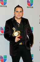 Gerardo Ortiz at Univision's Premio Lo Nuestro a La Musica Latina Awards at AmericanAirlines Arena in Miami, Florida. February 17, 2011. © MPI10 / MediaPunch Inc.