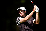 30 MAY 2016: Carson Jacobs of Villanova competes in the Division I Men's Golf Championship is held at the Eugene Country Club in Eugene, OR. Stephen Nowland/NCAA Photos