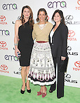 Jane Leeves,Wendie Malick and Valerie Bertinelli attends The 21st Annual Environmental Media Awards held at at Warner Bros. Studios in Burbank, California on October 15,2011                                                                               © 2011 DVS / Hollywood Press Agency