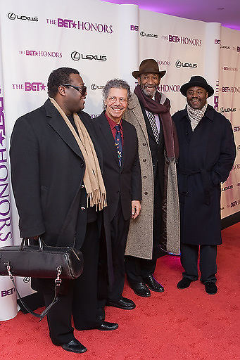 Slug: 2011 BET Honors.Date: 01-16-2011.Photographer: Mark Finkenstaedt.Location:  Wagner Theater, Washington DC.Caption:  2010 BET Honors - Wagner Theater Washington DC.CHICK COREA.