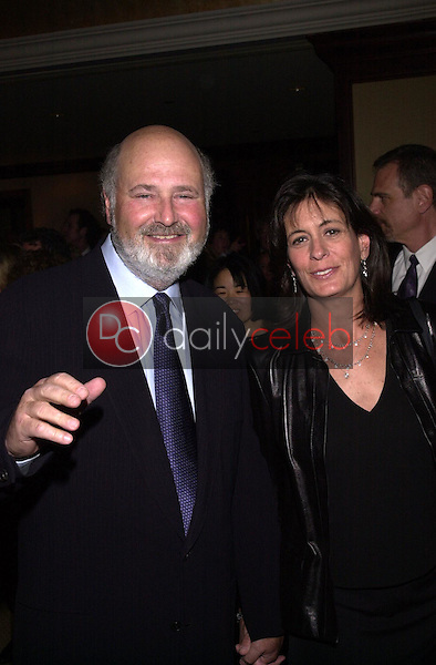 Rob Reiner and wife Michelle
