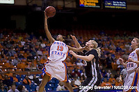 Boise St Basketball W 2007-08 v Hawaii