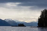 Sitka Sound, southeast, Alaska