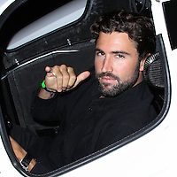 WEST HOLLYWOOD, CA, USA - JULY 14: Brody Jenner arrives at the 9th Annual All-Star Celebrity Kickoff Party held at the Mondrian Los Angeles on July 14, 2014 in West Hollywood, California, United States. (Photo by Xavier Collin/Celebrity Monitor)