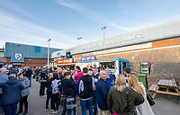 Picture by Allan McKenzie/SWpix.com - 10/05/2018 - Rugby League - Ladbrokes Challenge Cup - Featherstone Rovers v Hull FC - LD Nutrition Stadium, Featherstone, England - Fans and supporters at Featherstone Rovers.