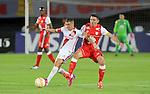 Independiente Santa Fe derroto 1x0 a Inerternacional de Brasil en el juego de ida de la copa libertadores
